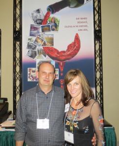 Doug and Susan Danenberger of Danenberger Family Vineyards