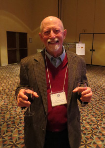 Ted Wichmann of Water Valley Vineyards, the first post-Prohibition grape grower in Southern Illinois