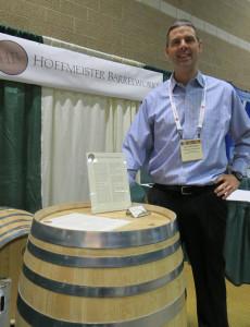 Joe Hoffmeister of Hoffmeister Barrels, Ste. Genevieve, MO