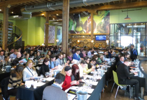 The Introductory Sommelier Course at City Winery on February 17th and 18th.