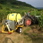 Ozonated Water Replacing Chemicals In More Vineyards