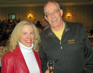 Patti and Michael Schafer, the WIne Counselor