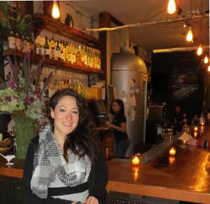 Jennifer of Farmhouse Restaurant in Chicago
