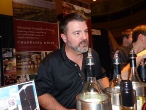 Chankaska Creek Rancy and Winery's newest winemaker Mike Drash explains his relocation to Minnesota was his wife has family here and describes his experience in winemaking working in the Napa/Sonoma, California area.