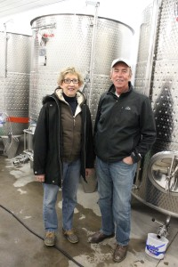 Mike and Diane Furlong of Ardon Creek Winery