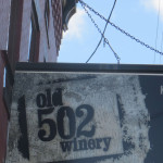 Old 502 Winery: Urban Winery in Bourbon Country