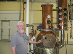 Dr. Kris Berglund of Michigan State University