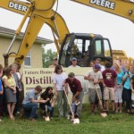 Wollersheim Breaks Ground on New Distillery