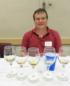 Mark Hart of Mt. Ashwabay Vineyard in Bayfield, Wisconsin