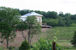 Chandler Hill Vineyards (courtesy winery)