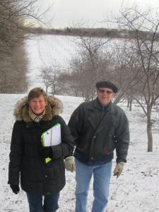 Susan and Bill Braymer make