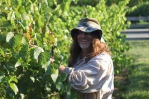 Tom Murphy, winemaker, Chandler Hill Vineyards (courtesy winery)