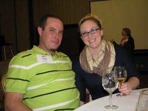 Adam and Amanda Crain, Bacchus Vineyards