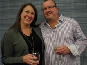 Lori and Daniel Richcreek, Tippy Creek Winery