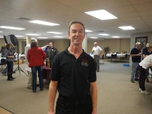 MVWS President, Bob Treutken