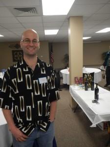 Belvoir Winery's Jesse Leimkuehler