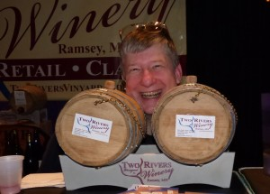Mark Hardin of Two Rivers Winery