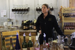 of Cedar Creek Winery