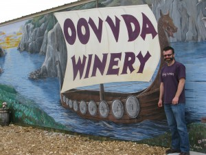 Danny Wood at OOVDA Winery in Springfield, MO