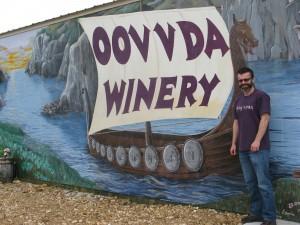 Danny Wood at OOVDA Winery in Springfield, MO
