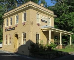 Ox-Eye Vineyards in Staunton, Virginia.