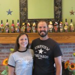 Young Couple Triumphs at Starview Vineyards