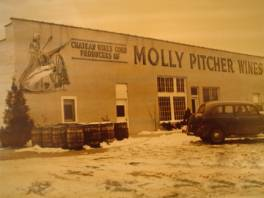 Molly Pitcher Winery, photo from Vineyard Lofts