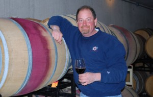 Wally Maurer of Domaine Berrien