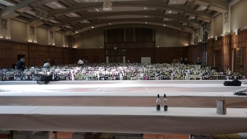 The more than 2000 wines entered into Indy revealed!